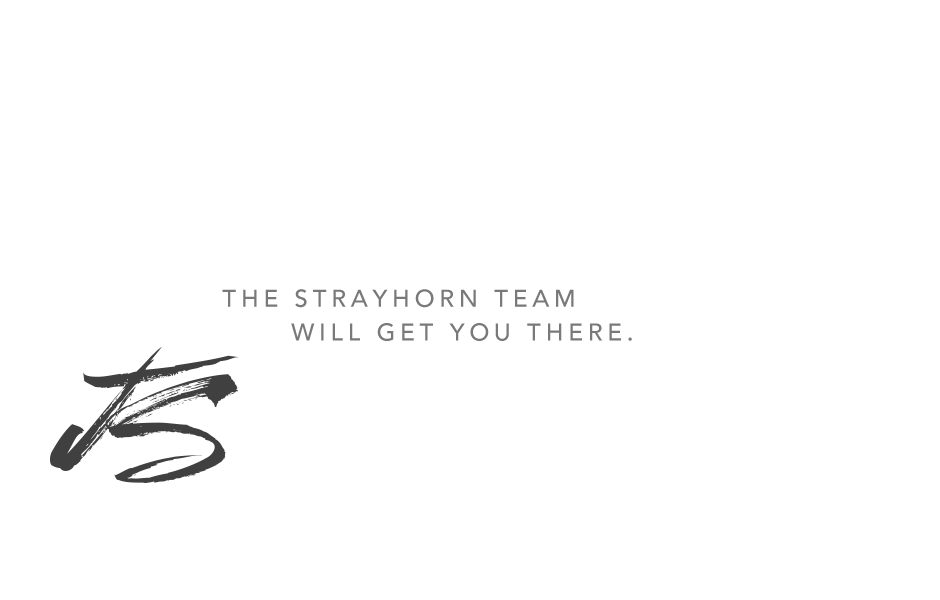 Strayhorn Team will get you there
